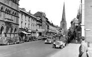 Hereford, Broad Street c1950