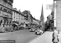 Broad Street c.1950, Hereford