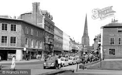 Broad Street c.1965, Hereford