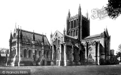 Cathedral 1891, Hereford