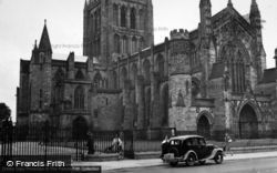 Hereford, Cathedral 1948