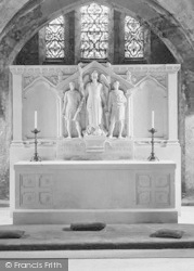 Hereford, Cathedral Crypt, Chapel Of Memory 1925