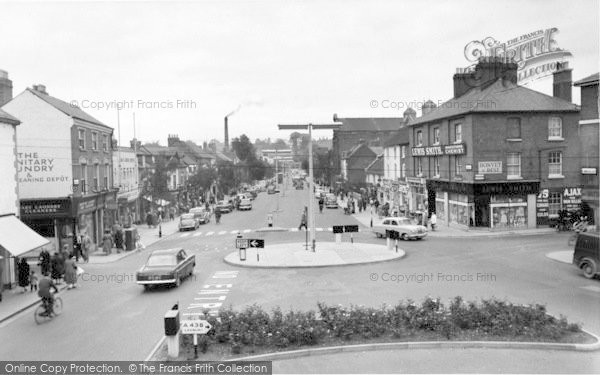 Photo Of Hereford Commercial Road C1960