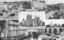 Hereford, Composite c.1950