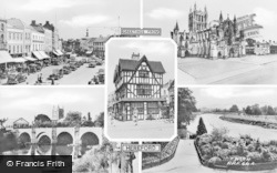 Hereford, Composite c.1955