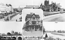 Hereford, Composite c.1960