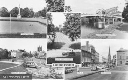 Hereford, Composite c.1965