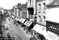 Eign Gate c.1950, Hereford