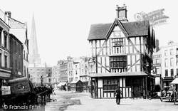 High Town 1891, Hereford