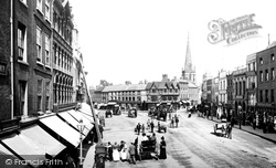 High Town 1898, Hereford