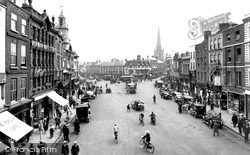 High Town 1925, Hereford