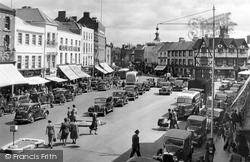 High Town 1949, Hereford