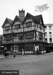 Hereford, The Old House 1948