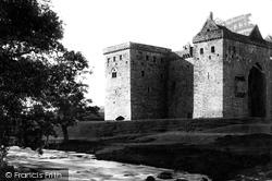 Hermitage Castle, 1890