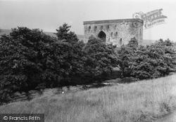 Hermitage Castle, 1939