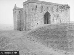 Hermitage Castle, 1951