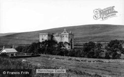 Hermitage Castle, c.1930, Hermiston