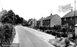 Hermitage, Council Houses c.1955
