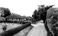 Hermitage, Deacons Lane c1955