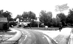 Hermitage, Fox Inn c.1955