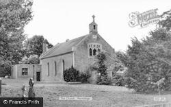 Hermitage, Holy Trinity Church c.1960