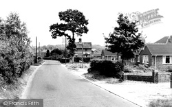 Hermitage, Little Hungerford c.1955