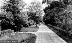 Hermitage, Yattendon Road c.1955