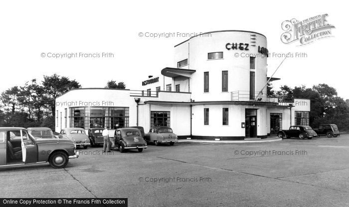 Photo of Herne Bay, Chez Laurie c.1955