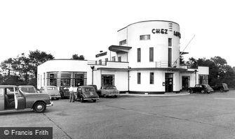 Herne Bay, Chez Laurie c1955