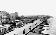 Herne Bay, from the Pier 1897