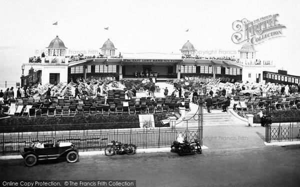 Herne Bay, The Bandstand 1927