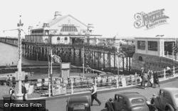 The Pier 1953, Herne Bay