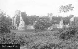 Herstmonceux, Castle 1890