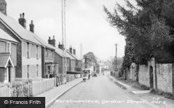 Herstmonceux, Gardener Street c.1950