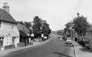 Herstmonceux, Gardner Street c1965