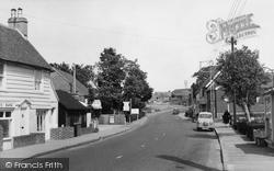 Herstmonceux, Gardner Street c.1965