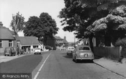 Herstmonceux, Hailsham Road c.1965