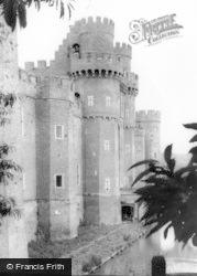 Herstmonceux, The Castle c.1965