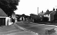 Herstmonceux, the Village  c1965