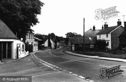 Herstmonceux, The Village  c.1965