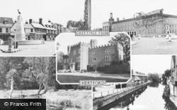 Hertford, Composite c.1960