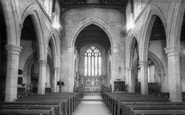 Hessle, the Church interior c1965