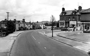 Hest Bank, Marine Drive c1960