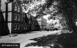 Heswall, Children's Hospital c.1965