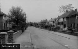Heswall, Meadowcroft, Heswall Hills c.1965