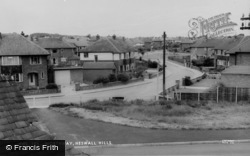 Heswall, Northway, Heswall Hills c.1965