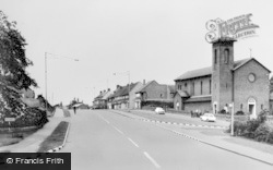 Heswall, Telegraph Road c.1965