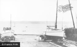 Heswall, The Beach c.1960