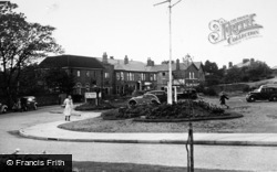 Heswall, The Mount c.1955