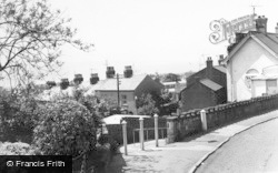 Heswall, The Mount c.1965